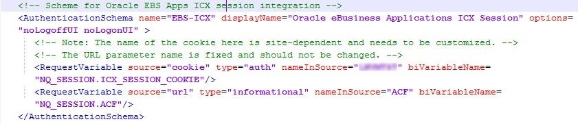 Integrating Oracle eBS R12 and Oracle BI 11g (2/3)