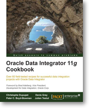Oracle Data Integrator 11g Cookbook - Review