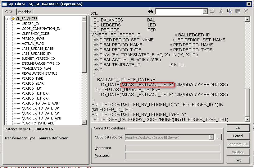 Oracle BIA - Making the Full / Incremental Load work (1/6)