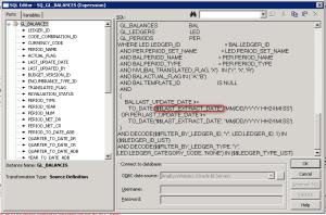 Informatica - Source Qualifier - $$LAST_EXTRACT_DATE