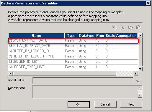 Oracle BIA - Making the Full / Incremental Load work (3/6)